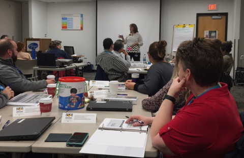This picture is of Christina House the instructor for Project Scope & Requirements Management
