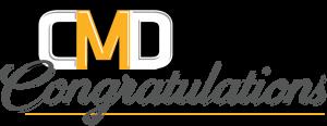 CMD-congratulations